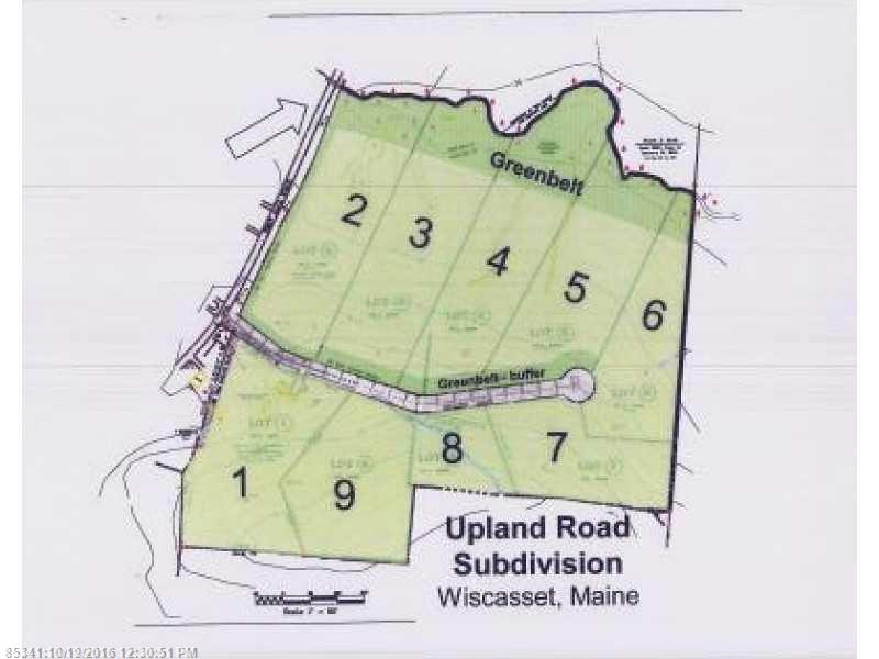 00 Lot 5 Upland Rd, Wiscasset, ME - USA (photo 3)