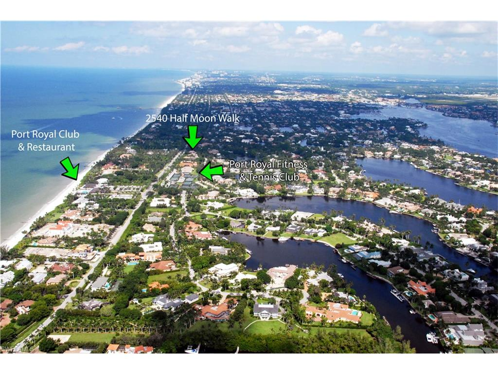 Additional photo for property listing at 2540 Half Moon Walk Naples, Florida,États-Unis