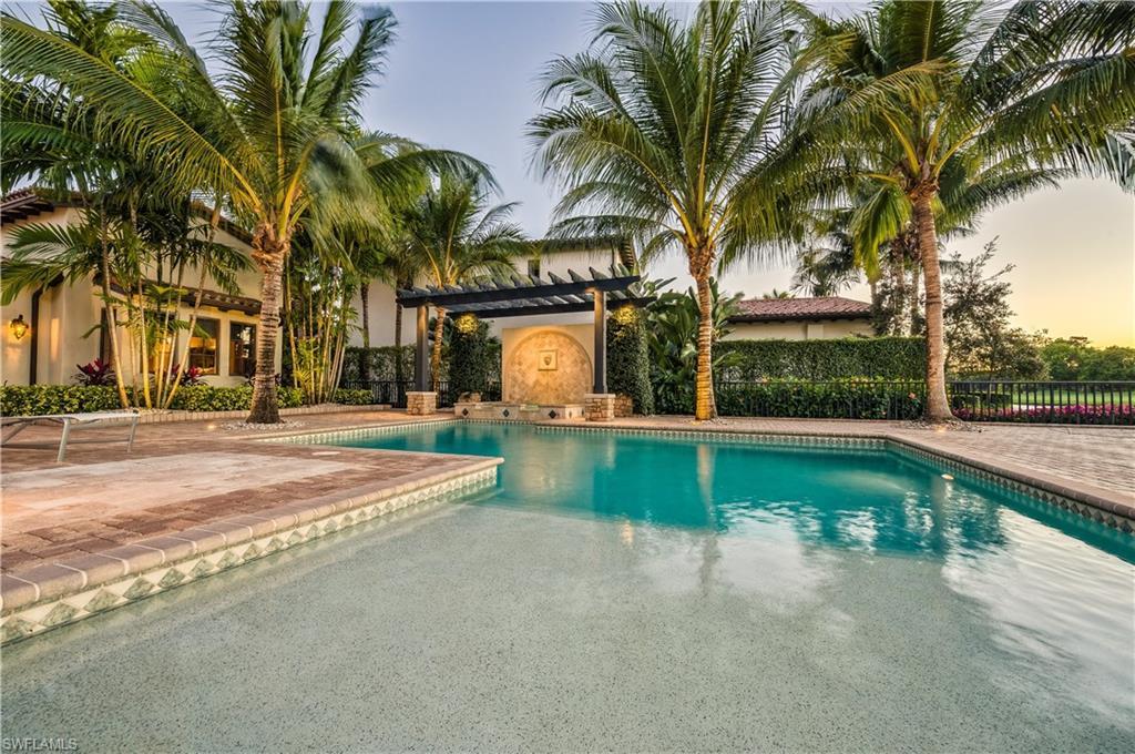 Новая постройка для того Продажа на 1461 Anhinga Pt Naples, Флорида,Соединенные Штаты