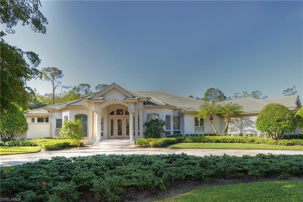 Новая постройка для того Продажа на 4485 Brynwood Dr Naples, Флорида,Соединенные Штаты