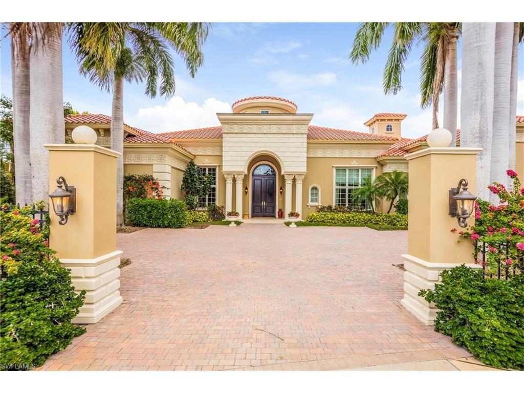 Autre pour l Vente à 13741 Pondview Cir Naples, Florida,États-Unis