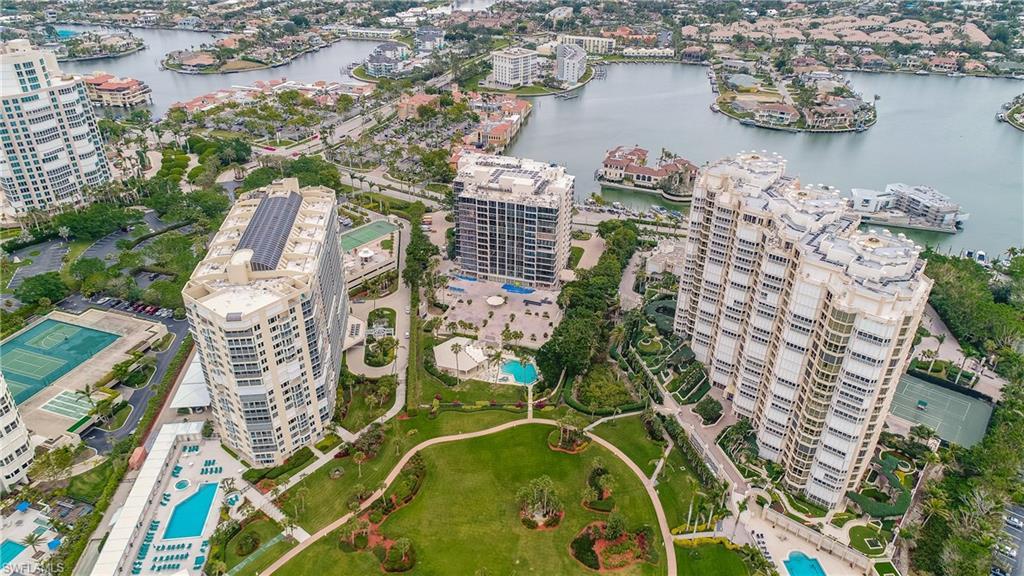 Autre pour l Vente à 4031 Gulf Shore Blvd N 6d Naples, Florida,États-Unis