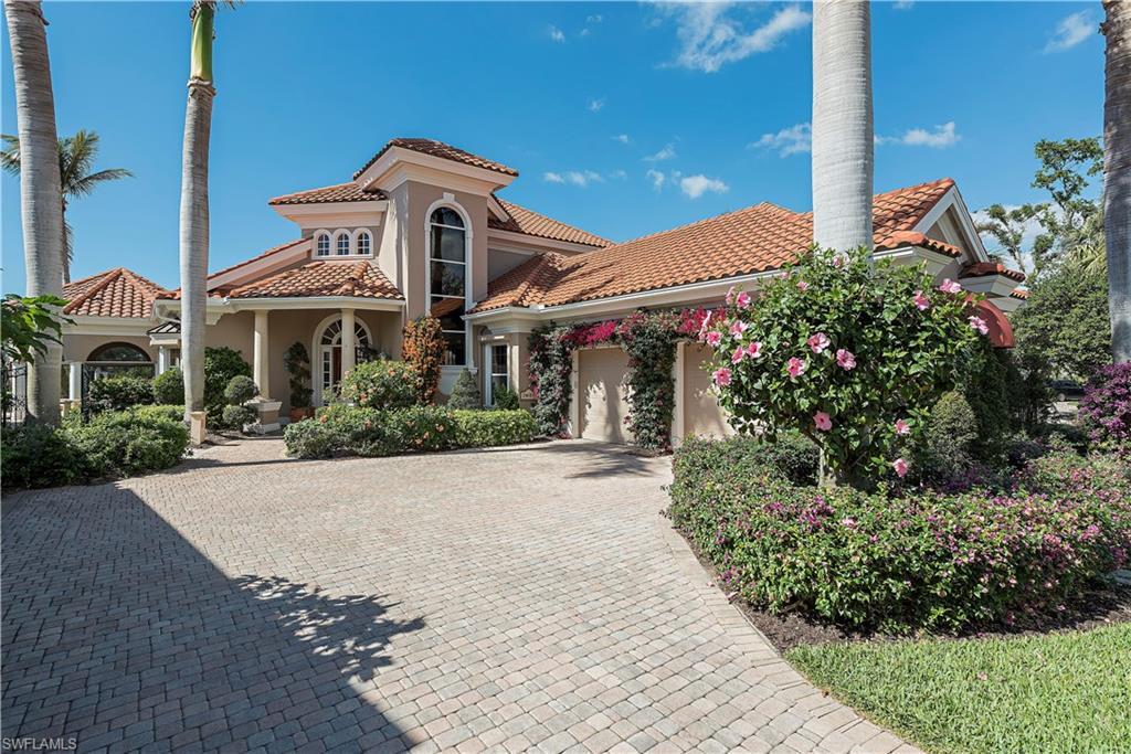 Autre pour l Vente à 7021 Verde Way Naples, Florida,États-Unis