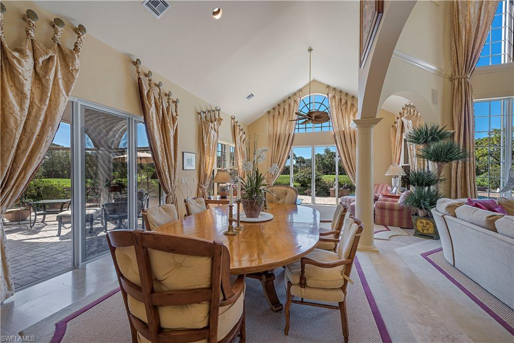 Additional photo for property listing at 7021 Verde Way Naples, Florida,États-Unis