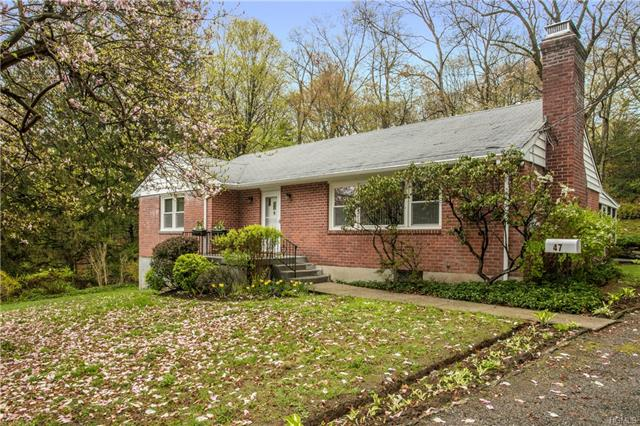47 Sunset Drive Bedford Hills Ny New York 10507 Bedford Bedford